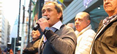 Sasia le pidió a Fernández una Ley Federal de Transporte que articule sus modos
