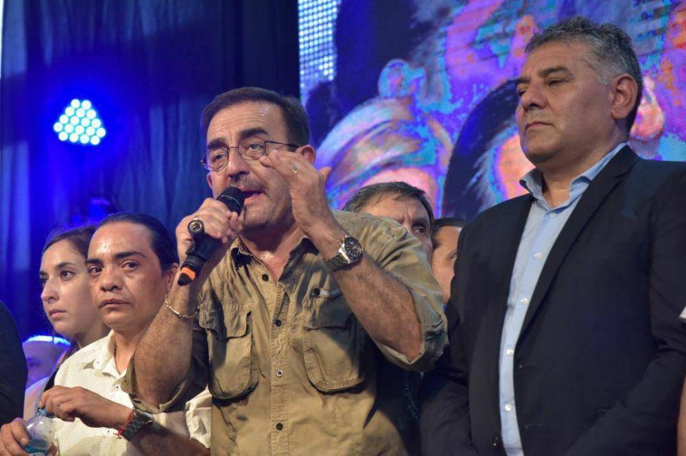 Gremialistas harán un acto de apoyo a la candidatura de Schiaretti para liderar el PJ
