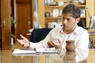 Kicillof recibe a Máximo, Massa y diputados con la mira puesta en el Presupuesto 2020