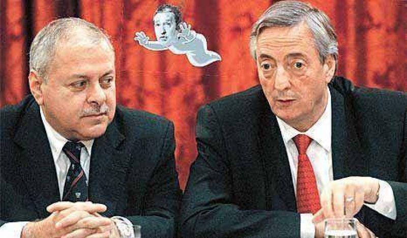 K se reunió con Colombi y sumó el apoyo de una senadora correntina