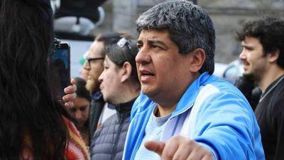 Pablo Moyano dijo que confía en Fernández pero advirtió que si hay reforma previsional el sindicalismo va a