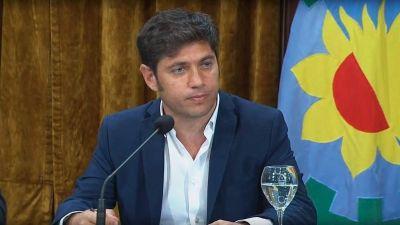 """Así será el aumento """"a cuenta"""" de Kicillof a los estatales bonaerenses"""
