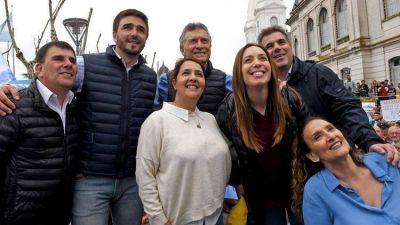 Mauricio Macri estrena nueva mesa chica y junta a Rodríguez Larreta, Vidal, Bullrich y Pichetto
