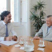 El PJ en busca de jefe: a Gioja y Capitanich se sumó Alberto Rodríguez Saá