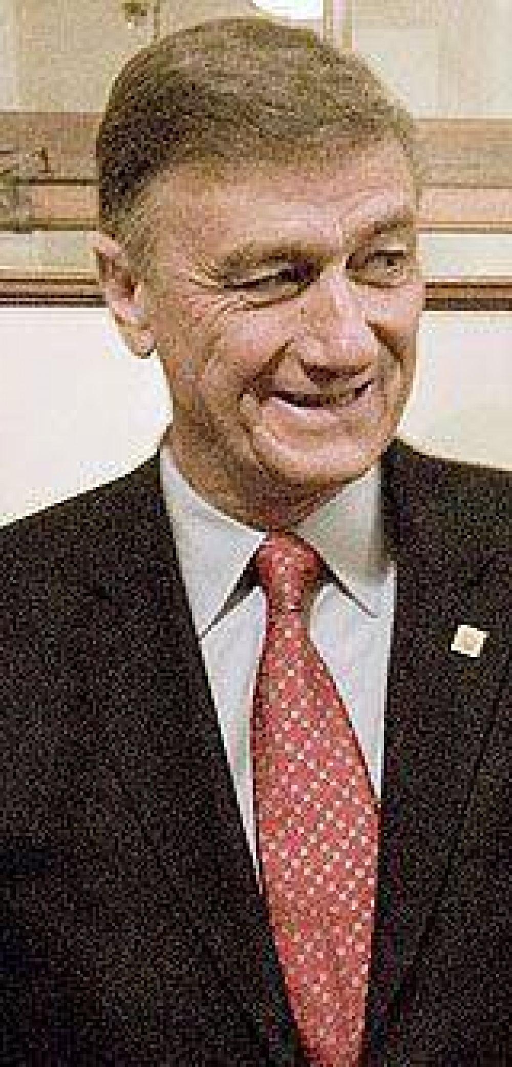 Guiño de Binner a una eventual candidatura presidencial de Duhalde