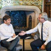Alberto vuelve a la Provincia en una nueva demostración de apoyo a la gestión de Kicillof