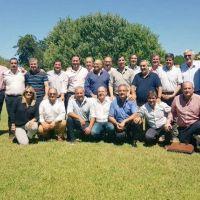 Intendentes radicales se reunieron en Brandsen y ratificaron el camino de fortalecerse dentro de Juntos por el Cambio