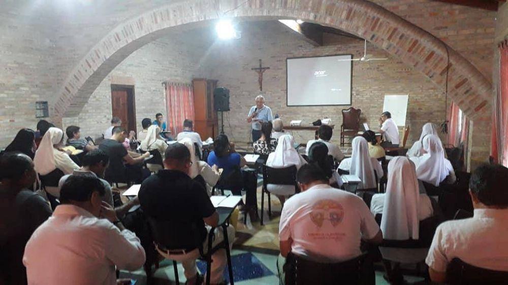 """Obispo de Carapeguá: """"Queremos reanimar la comunidad eclesial de base"""""""