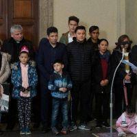 """Petición de tres Cardenales a Obispos Europeos: """"reubicar a los refugiados de Lesbos"""""""