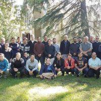 Los seminaristas de La Plata participan de Jornadas de Formación