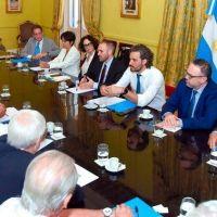 Acuerdo social: el Gobierno reafirmó ante empresarios y sindicalistas que tiene un plan económico y sentó las bases para iniciar un diálogo por precios y salarios