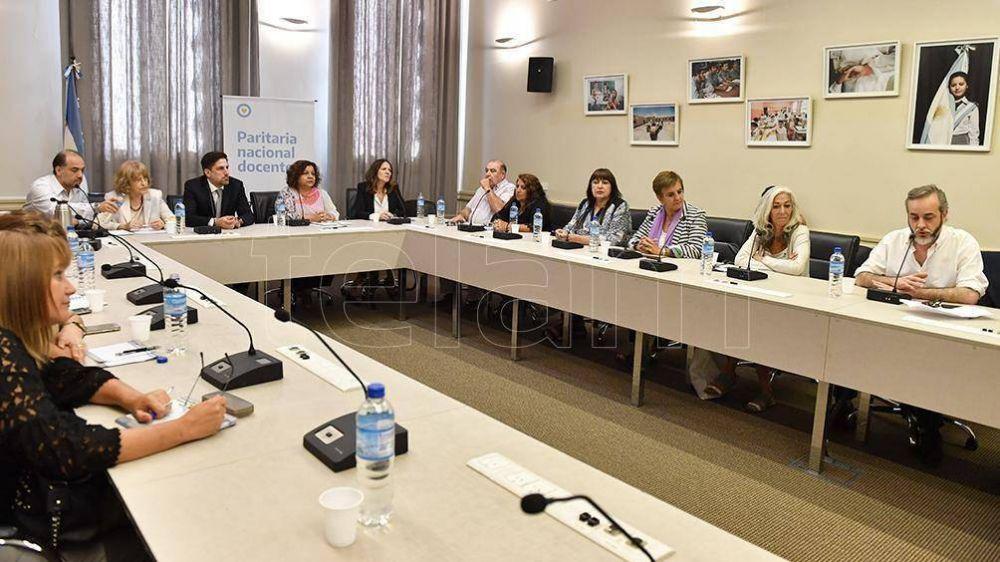 Comenzó la discusión técnica y el 26 se debatirá el salario docente