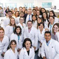 Alberto Fernández encabezó la inauguración de una planta de medicamentos biológicos en Escobar