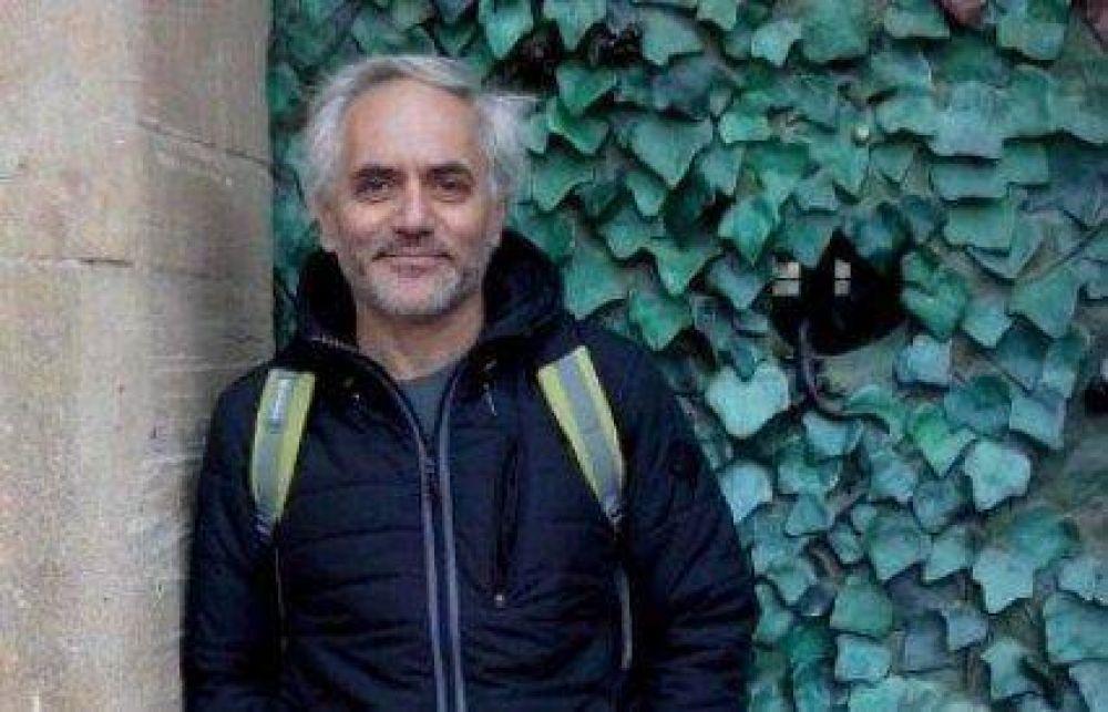 Marcelo Marán fue designado como director del Teatro Auditorium