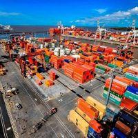 Los gremios le reclamaron a Meoni y a Moroni la protección del empleo en el Puerto de Buenos Aires