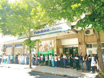 OSPLAD: paro, nueva audiencia y movilización al Ministerio de Trabajo por el no pago del 100% de los haberes