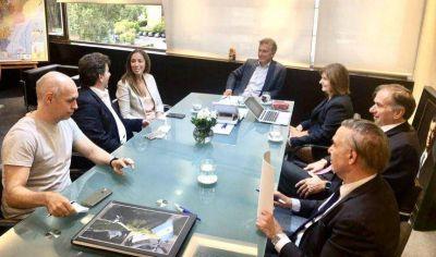 Macri y Vidal compartieron la primera actividad política tras dejar el Gobierno
