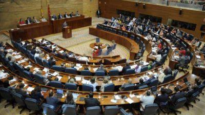 La Asamblea de Madrid muestra su compromiso en la lucha contra el antisemitismo