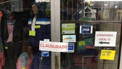 Inspección General clausuró 10 locales de la galería Sao