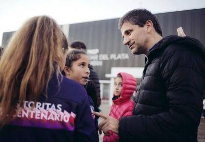 Ciano busca recuperar los Polideportivos, el Estadio Mundialista y la vuelta del Fútbol de Verano