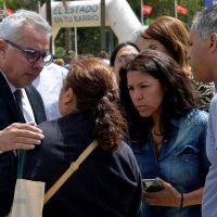 Julio Zamora acompañó a la comunidad en la segunda jornada de