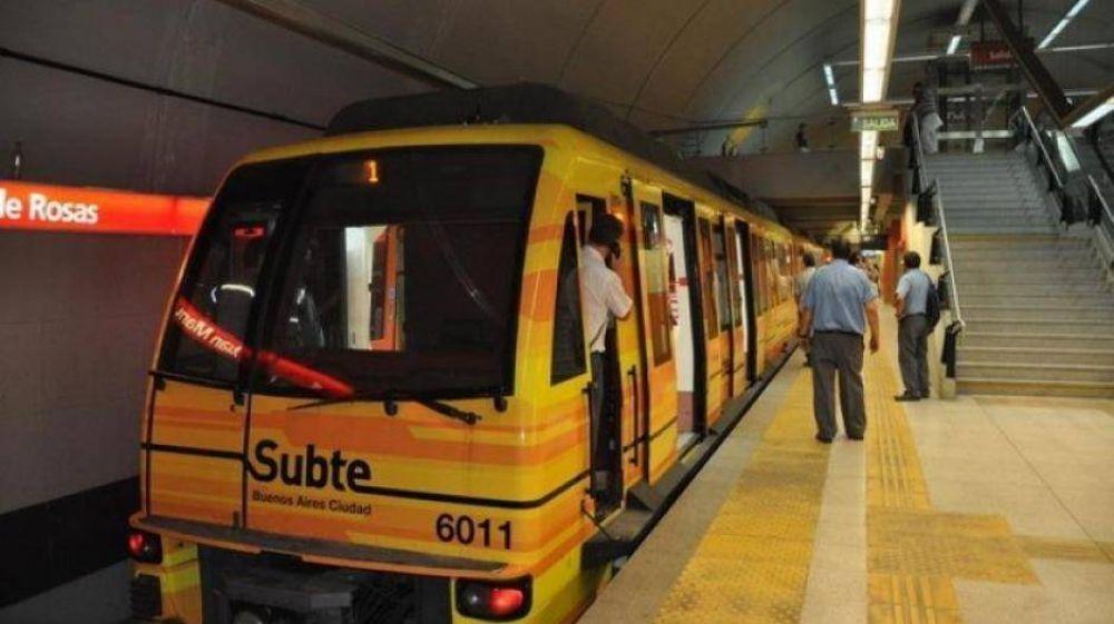 Metrodelegados advierten que tomarán medidas si no retiran los vagones con asbesto