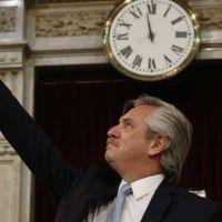 Alberto Fernández presenta el proyecto de legalización del aborto