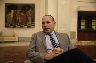 Sergio Berni quiere reformular las policías en los municipios