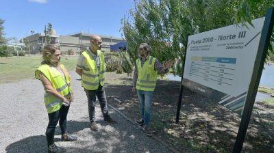 Funcionarios de San Fernando visitaron la CEAMSE e intercambiaron políticas ambientales