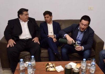 Nardini e Ishii y los empresarios recibieron a Kicillof
