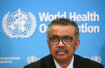 """La Organización Mundial de la Salud advirtió que el mundo """"debe prepararse para una potencial pandemia"""" de coronavirus"""