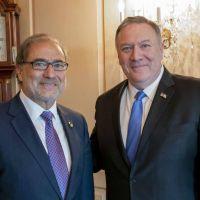 Gestiones en Washington: Donald Trump podría recibir a Alberto Fernández este año en la Casa Blanca