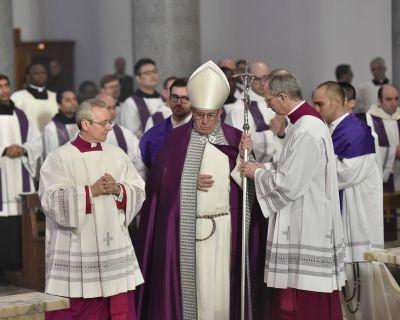 """Roma: ¿Qué significa el rito de las """"Estaciones"""" cuaresmales?"""