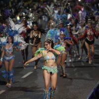 A pura murga y comparsa finalizó la fiesta del carnaval