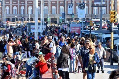Fin de semana de Carnaval: Mar del Plata recibió cerca de 290.000 turistas