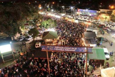 """Satisfacción de los cerveceros en Santa Clara del Mar: """"Lo importante es que volvió la familia"""""""