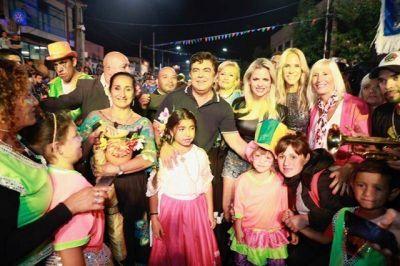 Los Carnavales de La Matanza arrancaron con 80 mil personas al ritmo de las murgas y la cumbia
