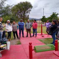 """Las capacitaciones de """"Basura Cero"""" siguen llegando a los parques y plazas de la provincia"""