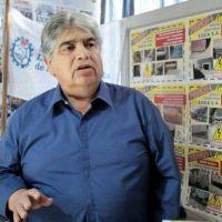 Murió el histórico dirigente sindical José Rigane