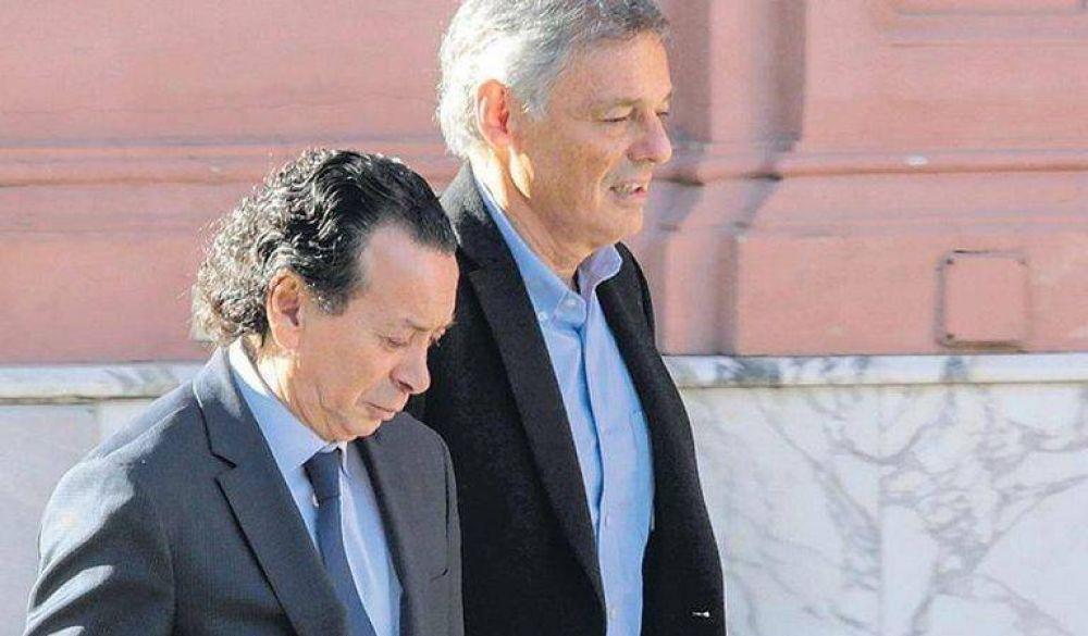 Denuncian un mecanismo de recaudación ilegal que apunta contra Francisco Cabrera y Dante Sica en la gestión de Macri