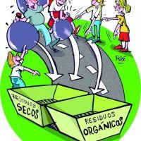 Los chicos, claves para el reciclaje