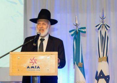 Gran Rabino Gabriel Davidovich a un año de haber sufrido el ataque: «Tenemos la necesidad de que se esclarezca en forma cabal esta tremenda agresión»
