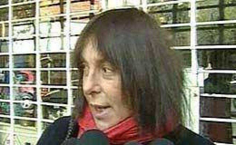 La jueza Parrilli se presentó a declarar de manera espontánea