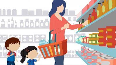 En el último año de la era Macri las ventas en supermercados cayeron un 9,7%