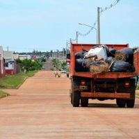 El IPRODHA ya se encarga también de la basura en Itaembé Miní