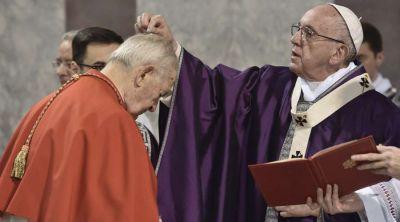 Papa Francisco en Miércoles de Ceniza: Amor a Dios y al prójimo es el pasaporte al Cielo