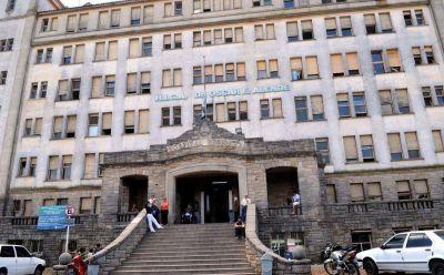Coronavirus: implementan protocolo en los dos hospitales de Mar del Plata