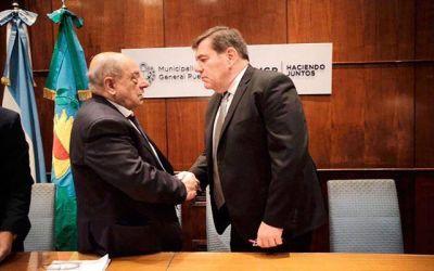 Montenegro renovó el contrato de 135 empleados que entraron en la gestión de Arroyo