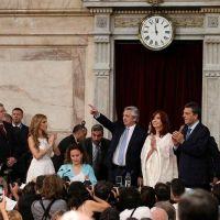 Alberto Fernández prepara para el Congreso un discurso cargado de anuncios, con escasa mención a la herencia y un amplio llamado a la unidad