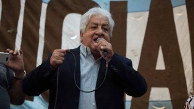 """Julio Piumato: """"Quien encabeza la Corte no se juega por los que trabajamos en la Justicia"""""""